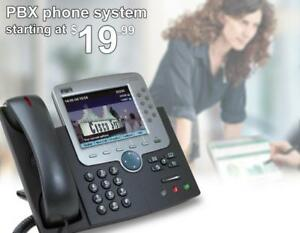 Hosted Business PBX Phone System - Provided by Orange PBX