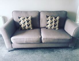 Sofology 3 + 2 seater. 1 year old