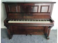 ***CAN DELIVER*** QUALITY UPRIGHT PIANO BY 'CHAPPELL' - FULLY WORKING ***CAN DELIVER***