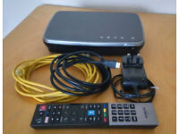 Humax YouView FVP-4000T HD Triple Tuner 500GB Freeview PVR Recorder