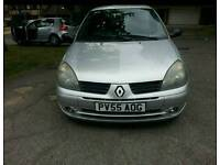 Renault Clio 1.2 55plate