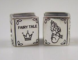 Genuine Pandora Fairy Tales Book charm 791109