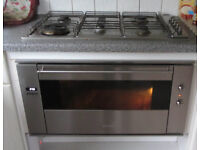 SMEG Gas Hob, Electric Oven