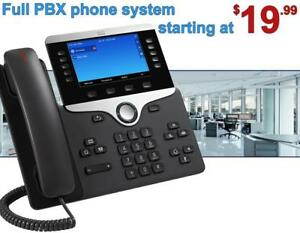 Full PBX System – Pay Less Get More Features Only with Orange PBX