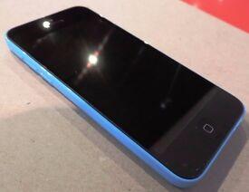 Apple Iphone 5c Blue Unlocked