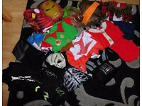 Boys Fancy Dress Bundle 5-6 Years