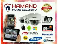CCTV Systems / Full HD SMART CCTV Installation Manchester North West