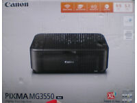 PRINTER SCANNER - CANON PIXMA MG3550