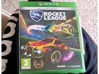 Xbox one rocket league