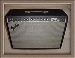 Fender Stage 160  ***Super Puissant***