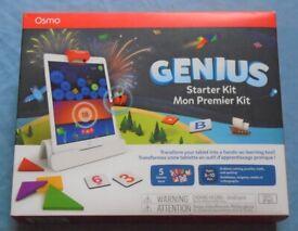 Osmo 'Genius Starter Kit' For Ipad (new)