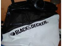 Black & Decker Vac Collection Bag