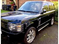 Range Rover Vogue Beautiful inside and out, reluctant sale due to work commitments