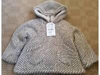 Baby Zara's Coat