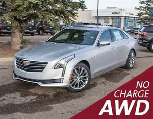 2018 Cadillac CT6 3.6L Luxury AWD *Leather *NAV *Pano Sunroof