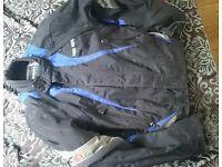 Rev It padded motorbike jacket