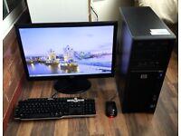 HP Z200 Workstation (1TB HDD/ 4GB RAM)