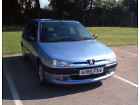 Peugeot 306 1.4 LX, 1998, 5DR, Petrol, Manual