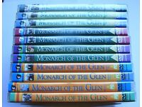 Monarch Of The Glen DVD complete series