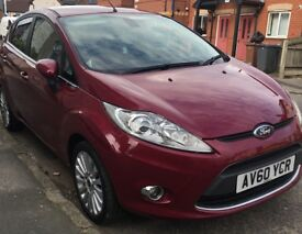 Excellent Condition Ford Fiesta Titanium 2011 1.4
