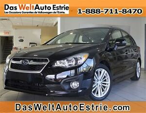 2013 Subaru Impreza 2.0i Limited Package, Cuir, Toit, Navigation