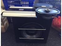 "11"" Kenwood Sub, JBL Amplifier, 2 6x9 Alpine Speakers"