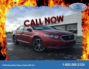 2014 Ford Taurus SHO, Moon roof, Navigation!!