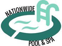 Nationwide hot tub repairs