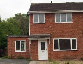 3 Bedroom Semi with off-road parking, garage conversion and large garden