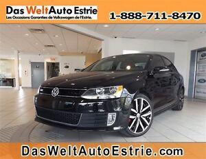 2012 Volkswagen Jetta GLI, Cuir, Toit Ouvrant, Navigation, Autom