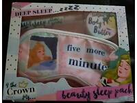 Disney beauty sleep pack