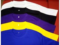 T-shirts - Pack of 5