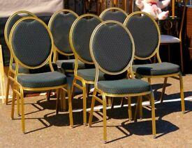 Stacking Chairs x7 £15 each Ilkeston