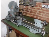 Myford ML7 Lathe and accessories