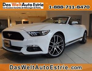 2015 Ford Mustang EcoBoost Premium, Automatique, Navigation, Cui