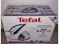 Tefal GV8976 Pro Express Total X-pert High Pressure Steam Generator, 2400W Unopened
