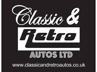 ⭐ Classic car servicing & restoration ⭐ 💷 We buy & sell classic cars 💷 Powder coating & Paint work
