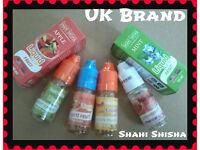 E liquid,E FLAVOUR electronic cigarette, shisha, vapour, hookah, e liquid, Refill Only £0.99p