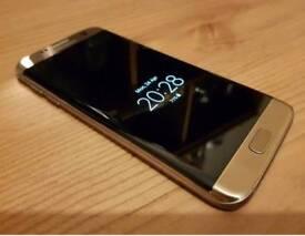 Samsung galaxy S7 edge mint condition