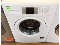 BEKO White, 8KG , A+++, 1400, Excellence WASHING MACHINE + 3 Months Guarantee + FREE LOCAL DELIVERY
