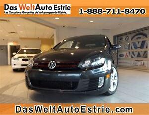 2012 Volkswagen Golf GTI 3 Portes, Manuel, Toit Ouvrant
