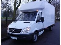 CHEAP MAN AND VAN SERVICE / PROFESSIONAL AND RELIABLE / REMOVALS AND DELIVERIES / BEST PRICES