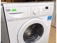 BEKO White 8KG, A+++, 1200, LCD Display, WASHING MACHINE + 3 Month Guarantee + FREE LOCAL DELIVERY