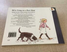 NEW We're Going on a Bear Hunt