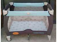Graco Contour Electra Travel Cot / Playpen