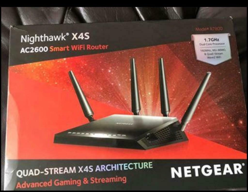 Nighthawk netgear router | in Bedminster, Bristol | Gumtree
