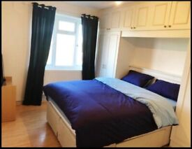Zero Deposit. Lovely double room available to rent. Main Greenford Broadway. £150 pw. Bills INCLUDED