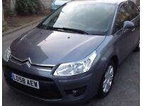 Citroen C4 automatic with warranty 2009