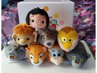 Disney Store - The Jungle Book Tsum Tsums