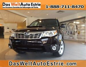 2013 Subaru Forester 2.5XT Limited,